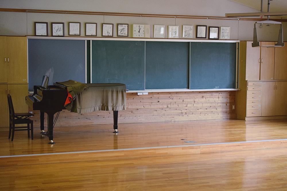 さる小 音楽室